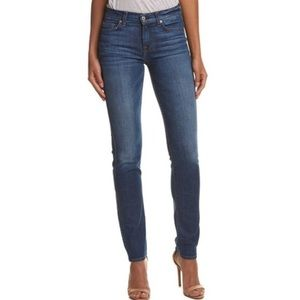 Seven for all Mankind Roxanne Medium Wash Jeans